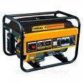 Генератор газ/бензин 2.5/2.8кВт 4-х тактный (ручной запуск) Sigma (5711221)
