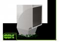 Диффузорный отвод AD-KRPP