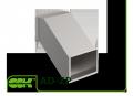 Переход AD-ZP Z-образный для прямоугольного воздуховода