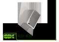 Канал косой прямоугольный для прямоугольного воздуховода AD-VK