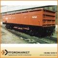 Полувагон люковой модель 12-4106, Днепровагонмаш