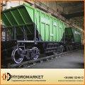 Полувагон-хоппер для угля модель 22-4003, Днепровагонмаш