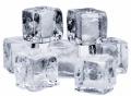 Пищевой лед классик кубиковый.