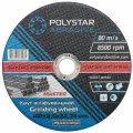 Круг шлифовальный для металла Polystar 1 14А 180 6,0 22,23