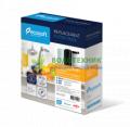Комплект картриджей Ecosoft для осмоса 1-2-3 улучшенный