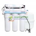Система обратного осмоса Ecosoft Standart MO 5-50P с помпой