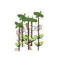 Игровой комплекс «Дубовая роща»