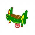 Пружинная качель «Кузнечик»
