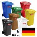 Sulo контейнер для твердих побутових відходів 120 л.