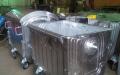 Оцинкованные контейнеры для бытовых отходов