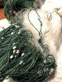 Сеть рыболовная одностенная 3м\85м, груз дробинка (свинец). Ячейка 110мм