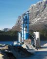 БУ стационарный асфальтобетонный завод Benninghoven TBA- 200 т/час (2009 г. в.)