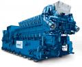 Газопоршневая электростанция SUMAB (MWM, Caterpillar, GE Jenbacher) 800 Квт (двигатель MWM TCG 2016 V16)