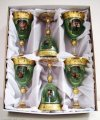 Бокалы для вина-охота (Bohemia)