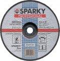 Диск SPARKY 20009565304 шлифовальный по металлу d 230 мм\ A 24 R \190307 (1 шт.)\ 230x6x22.2