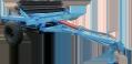 Каток измельчитель пожнивых остатков - КЗК-6-04 (рубящий-водоналивной)