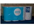 "Туалетная бумага Зефир ""16"""