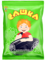 "Sunflower seeds, salted, fried, TM ""Yummy from Sasha"" 80 g"
