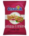 Сухарики ржаные со вкусом холодца с хреном ТМ «Сухарьок»