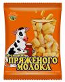 """Bețișoare de porumb, aromatizate cu lapte TM «Cadouri de Dickanka"""""""