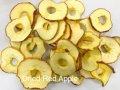 Chips de manzana, rodajas de manzana secas. Entrega de Irán