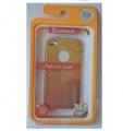 Платиновый корпус для Iphone 4G/4S Gold Red
