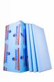 Плита пенополистирольная с гладкой поверхностью с обеих сторон и прямоугольной кромкой 60*600*1250 PB-30-60