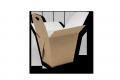 Паста-бокс миди на 400мл (крафт-картон)