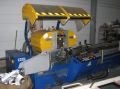 Two-headed saw, Type: PDG SET Schuco disks on 500.