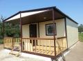 Дачный домик размером 6х5 м