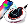 Беспроводное зарядное устройство K9 Qi Wireless Charger для мобильного телефона мощностью до 5 Вт 1А