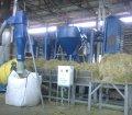 Линия для изготовления пеллет из опилок и древесных отходов на базе пресс-гранулятора ОГМ-0,8