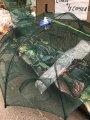 Раколовка (рачевница) зонт автоматическая, 6 входов