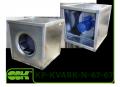 KP-KVARK-N-67-67-9-5-6-380 вентилятор каркасно-панельный канальный