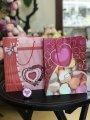 Пакет подарочный Витаминки для любви 24х18х7