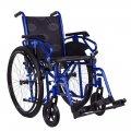 Коляска инвалидная MILLENIUM III синяя OSD