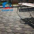 Тротуарная плитка (ФЭМ) Сота