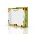 Яркая коробка для кухонных полотенец (45-1), 230х180х45 мм, Cooking time