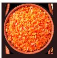 Морковь резаная (кубики)