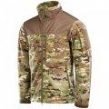 M-Tac куртка Alpha Windblock Fleece Multicam