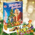 """Набор конфет  праздничный  """"Дед мороз """""""