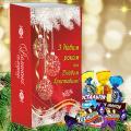 """Набор конфет  праздничный  """"Белая ель """""""