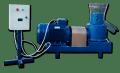 Granulator biomasy 380, motor 22 kW, 750 otáček