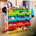 Rack per giocattoli