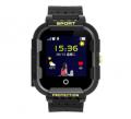 Оригинальные детские смарт часы с GPS WONLEX KT03 цвет синий