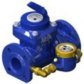 Счётчик воды турбинный комбинированный Gross WPVD-UA DN150/40