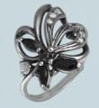 Кольца серебряные 925 проба, опт и розница