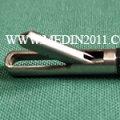 Зажим-щипцы для обломков, биопсийный, типа Блексли (Blaksley), ложкообразный D6541