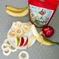 "Чипсы яблочные ""Слайсы яблочные сушеные (Банан) 33г"