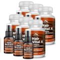 Hair Revital X (Heir Revital X) - a set of hair growth